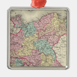 Prussia And Saxony Christmas Ornament