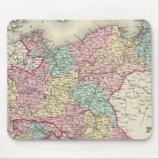 Prussia And Saxony Mouse Mat