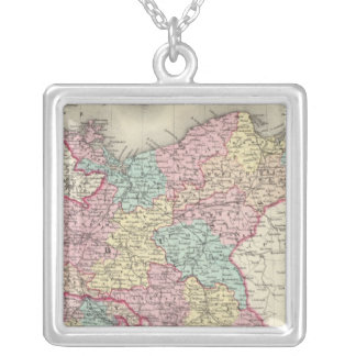 Prussia And Saxony Silver Plated Necklace