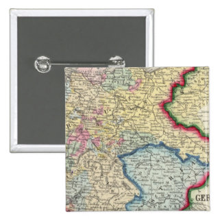Prussia, And The German States 15 Cm Square Badge