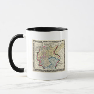 Prussia, And The German States Mug