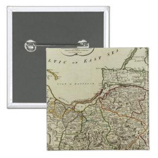 Prussia, Dantzick 15 Cm Square Badge