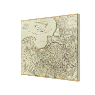 Prussia, Dantzick Canvas Print