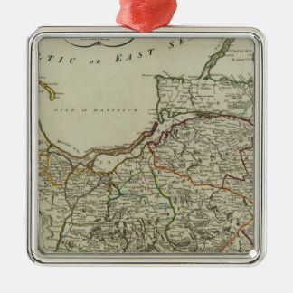 Prussia, Dantzick Christmas Ornament