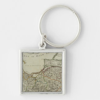 Prussia, Dantzick Key Ring
