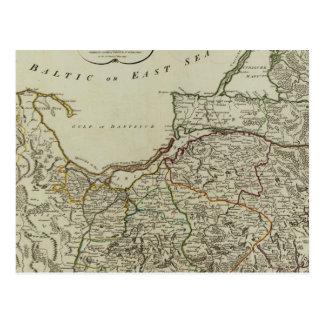 Prussia, Dantzick Postcard