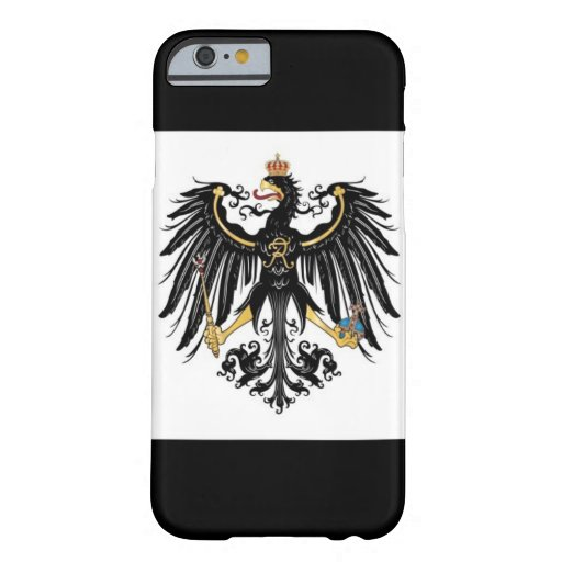 Prussia Flag iPhone 6 Case