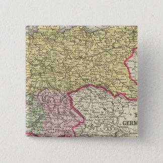 Prussia, German States 15 Cm Square Badge