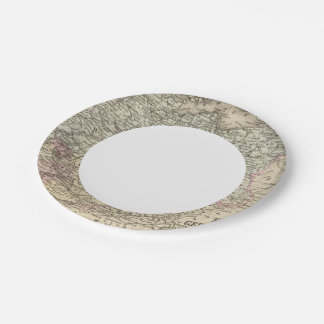 Prussia, German States 7 Inch Paper Plate