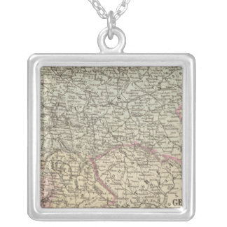 Prussia, German States Silver Plated Necklace