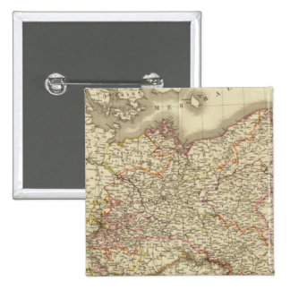 Prussia, Germany, Poland 15 Cm Square Badge