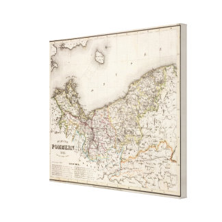 Prussia, Germany,  Poland 2 Canvas Print