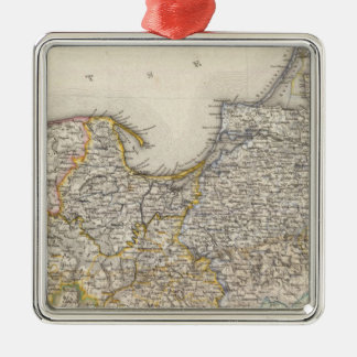 Prussia, Germany,  Poland 2 Christmas Ornament