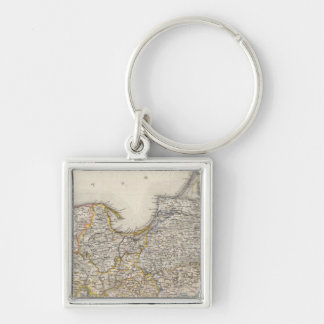 Prussia, Germany,  Poland 2 Key Ring