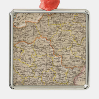 Prussia, Germany,  Poland 3 Christmas Ornament