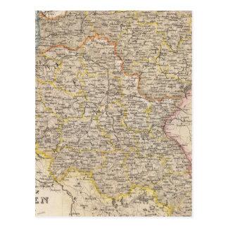 Prussia, Germany,  Poland 3 Postcard