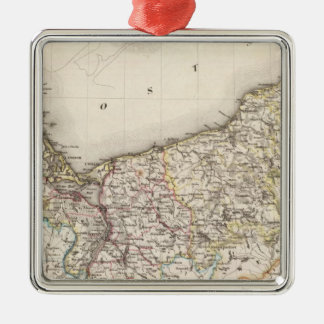 Prussia, Germany,  Poland 4 Christmas Ornament