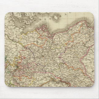 Prussia, Germany, Poland Mouse Mat