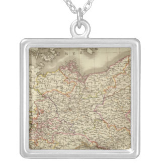 Prussia, Germany, Poland Silver Plated Necklace