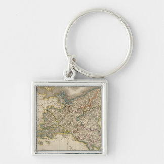 Prussia Key Ring