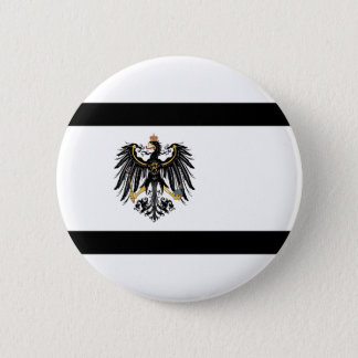 Prussia.png 6 Cm Round Badge