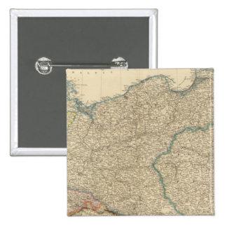 Prussia, Poland 15 Cm Square Badge