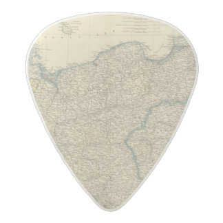 Prussia, Poland Acetal Guitar Pick