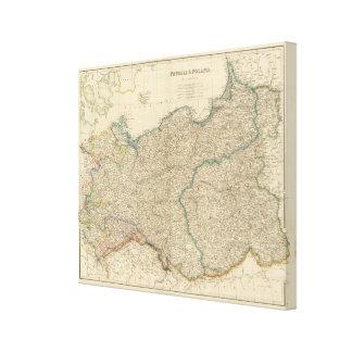 Prussia, Poland Canvas Print