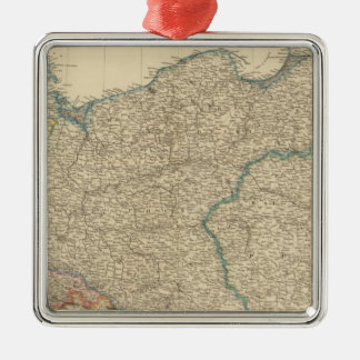 Prussia, Poland Christmas Ornament