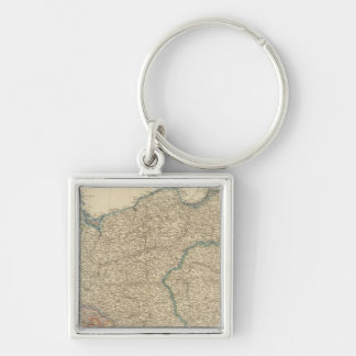 Prussia, Poland Key Ring