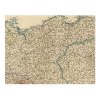 Prussia, Poland Postcard