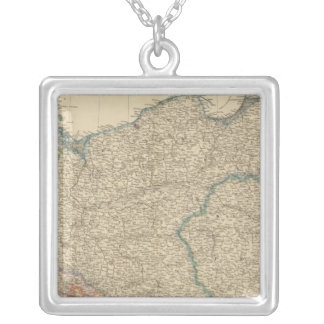 Prussia, Poland Silver Plated Necklace