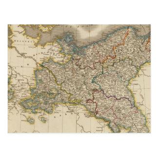 Prussia Postcard