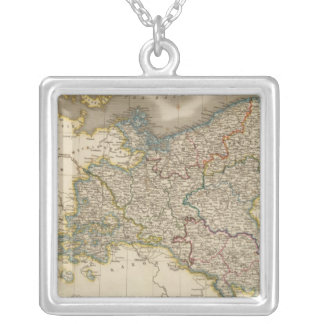 Prussia Silver Plated Necklace