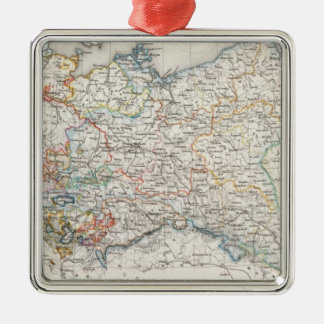 Prussia, Switzerland Christmas Ornament