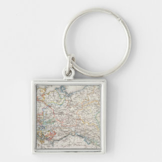 Prussia, Switzerland Key Ring