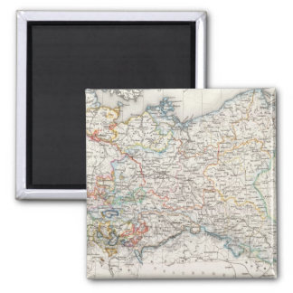 Prussia, Switzerland Magnet