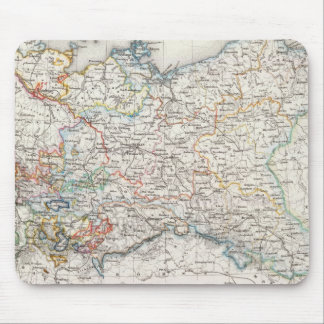 Prussia, Switzerland Mouse Mat