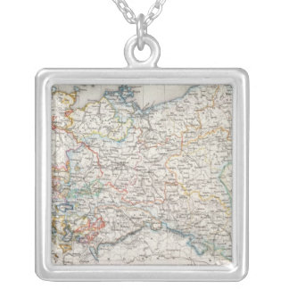 Prussia, Switzerland Silver Plated Necklace