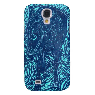 Prussian Blue Buford HTC Vivid Cases