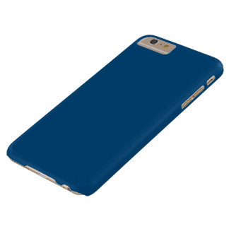 Prussian Blue colored Barely There iPhone 6 Plus Case