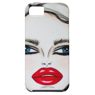 Prussian Blue - Wendy Buiter - 2016 Case For The iPhone 5