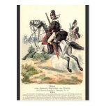 Prussian Cavalry Post Card