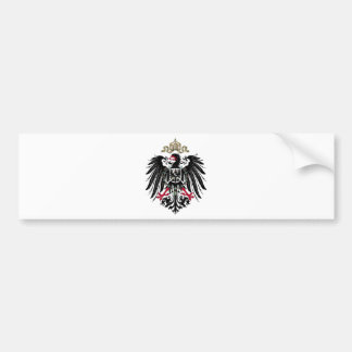 Prussian Eagle Bumper Sticker