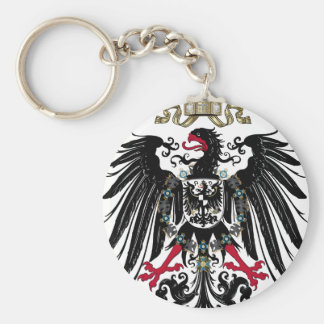 Prussian Eagle Key Ring