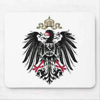 Prussian Eagle Mouse Mat