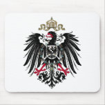 Prussian Eagle Mouse Pad