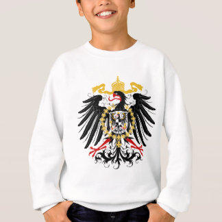 Prussian Eagle Red Black and Gold Tees