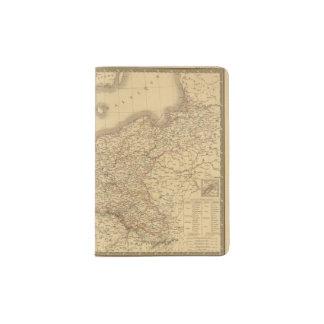 Prussian Empire 2 Passport Holder
