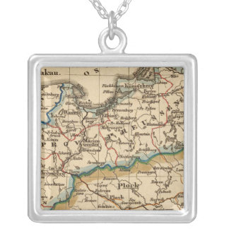 Prussian Empire Silver Plated Necklace